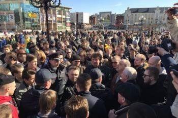 Организатора митинга против коррупции в Калининграде отчислили из вуза за «противоправное поведение»