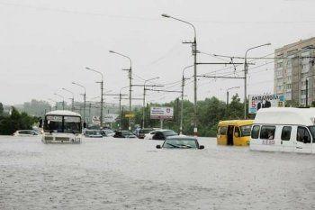 В Ульяновской области введён режим чрезвычайной ситуации