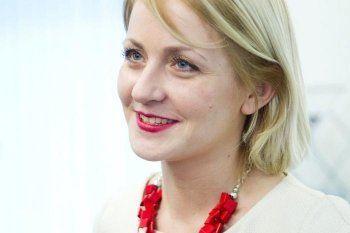 Евгения Чудновец стала кандидатом на пост губернатора от «Интернациональной партии» (ВИДЕО)