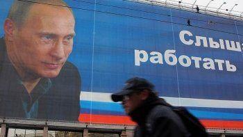 Единороссы откажутся от цитат Путина на региональных выборах