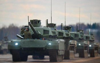 «Уралвагонзавод» назвал дату начала серийного производства танков «Армата»