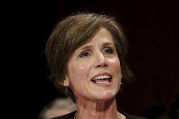 Дональд Трамп уволил исполняющую обязанности генпрокурора за критику его указа