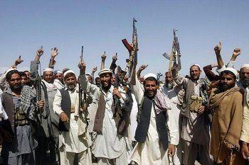 Смертники «Талибана» взорвали германское консульство в Афганистане