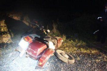 В столкновении грузовой «Газели» с мотоциклом под Нижним Тагилом пострадала женщина (ФОТО)