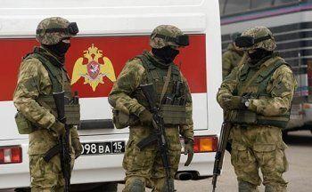В Астрахани совершено ещё одно вооружённое нападение на сотрудников Росгвардии