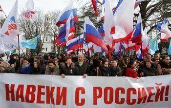 Правительство одобрило перенос выборов президента на день присоединения Крыма