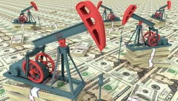 Цены на нефть начали падать после рекордного роста