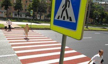 Владимир Путин подписал закон о повышении штрафа за отказ пропустить пешехода