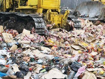 Санкционные продукты будут уничтожаться несмотря на протесты россиян
