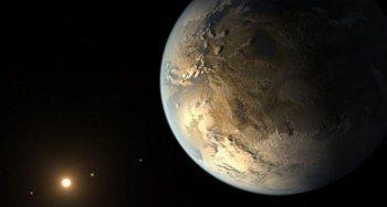 NASA нашло семь похожих на Землю планет (ВИДЕО)