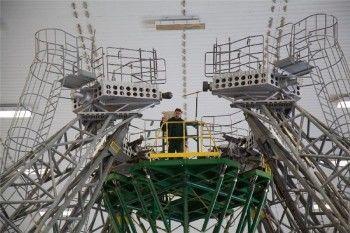 Энергетики заявили о намерении обесточить стройку на космодроме Восточный из-за долгов