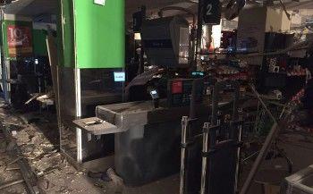 Власти Петербурга сообщили о 13 пострадавших при взрыве в супермаркете