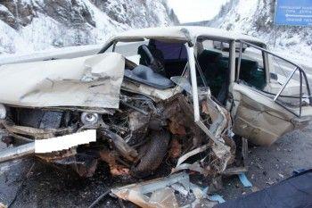 Под Нижним Тагилом в районе горы Долгой произошло смертельное ДТП