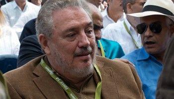 Старший сын Фиделя Кастро покончил с собой