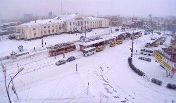Из-за аварии на подстанции парализовало трамвайное движение в Нижнем Тагиле