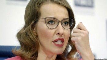Собчак назвала причиной бедности в России трату «всех денег на военщину»