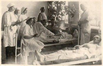 В Нижнем Тагиле реконструируют фотографию периода ВОВ