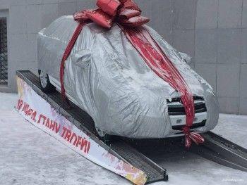 В Первоуральске в день выборов разыгрывают автомобиль