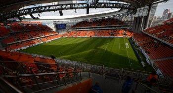 Стадион «Екатеринбург Арена» официально открылся спобеды «Урала» над «Спартаком»