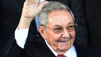 Рауль Кастро ушёл споста главы Кубы
