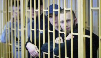 Суд приговорил «приморских партизан» к срокам от 8 до 25 лет колонии
