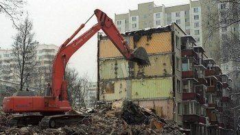 Прокуратура нашла ошибки в законопроекте о сносе пятиэтажек в Москве