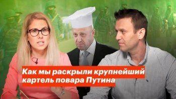ФБК: ФАС признала компании миллиардера Пригожина картелем