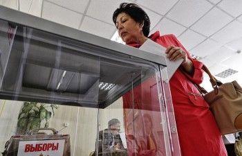 На выборах свердловского губернатора впервые используют протоколы с QR-кодом