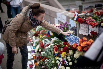 Участник дежурств на месте убийства Немцова скончался после нападения