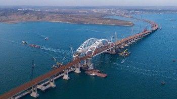 Госдепартамент осудил открытие Крымского моста