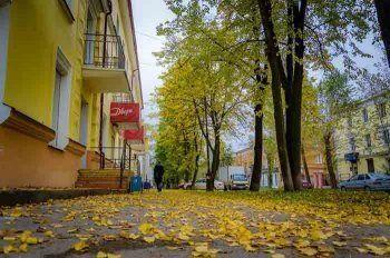 На Средний Урал пришла осенняя погода
