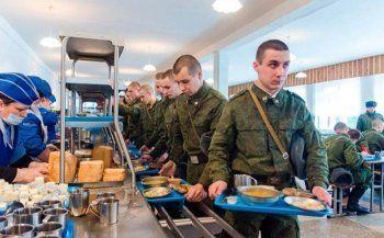 Прокуратура забраковала контракт на 680 миллионов рублей для внутренних войск из-за несъедобных продовольственных пайков