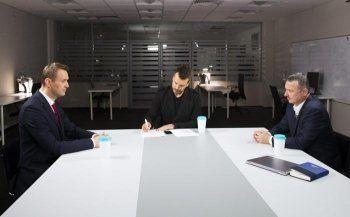 Главное о «скучных дебатах» Навального и Стрелкова (ВИДЕО)