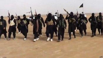 До 5000 россиян сражаются за «Исламское государство»