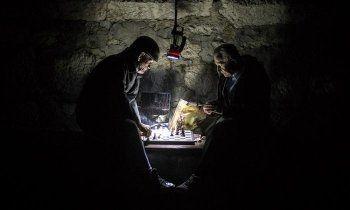 На территории Крыма пропало электричество