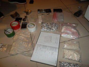 Полиция Нижнего Тагила накрыла банду наркоторговцев с 3,5 килограммами запрещённых веществ