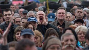 Оппозиция согласилась провести митинг на окраине Москвы