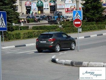 Вот это да! Одни не обращают внимания на дорожные знаки, другие их воруют (ФОТО и ВИДЕО)