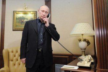Кремль назвал дату телефонного разговора Путина и Трампа
