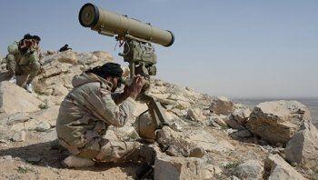 В Сирии погиб офицер российского спецназа