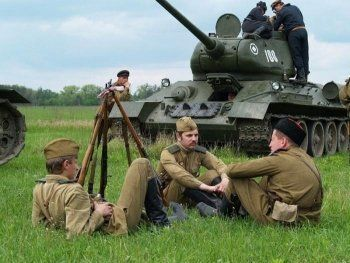 Выставку вооружений RAE в Нижнем Тагиле могут заменить боевыми реконструкциями