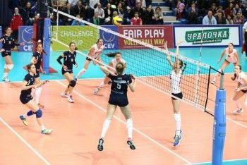 «Уралочка-НТМК» переиграла «Паннаксиакос» и вышла в полуфинал Кубка вызова