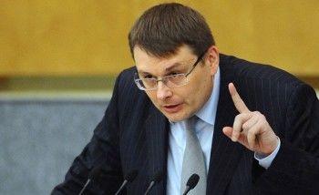 Евгений Фёдоров предлагает не пускать иностранцев на российские митинги