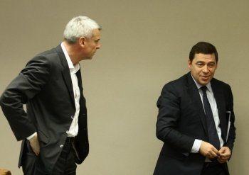 Сергей Носов после триумфальной поездки на съезд «Единой России» проигнорировал приём у свердловского губернатора