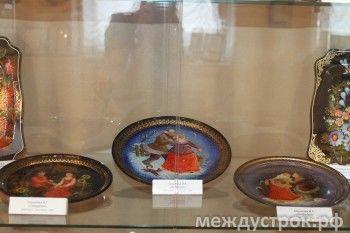 «Весенняя фантазия» в музее ЕВРАЗа