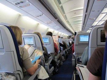 Из-за пьяного пассажира рейс Екатеринбург-Москва задержали почти на полтора часа