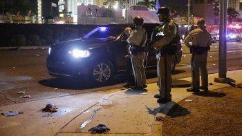 Число жертв стрельбы в Лас-Вегасе превысило 50 человек