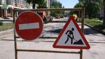Мэрия Нижнего Тагила на неделю перекроет ключевые автомагистрали Дзержинского района (СПИСОК)