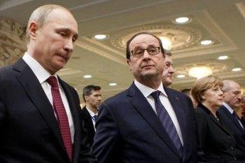«Нормандская четвёрка» завершила переговоры