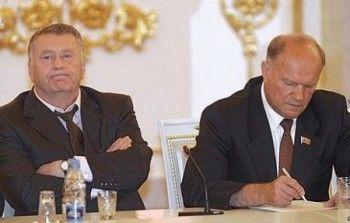 Коммунисты обиделись на Жириновского. Теперь одиозного парламентария могут лишить самого важного